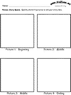 Create Your Own Writing Worksheet Worksheets For All Download And Share Worksheets Free On Write Your Own Book Template