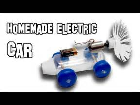 Electric Motor Car Project How To Make Electric Car Electrical Engineering