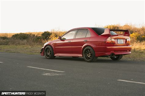 mitsubishi lancer evo 5 an irish evolution speedhunters