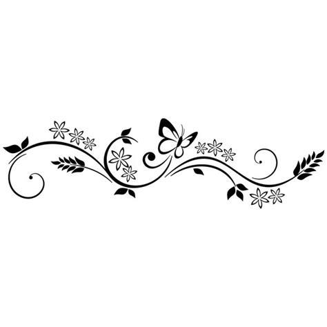 Sticker Decals For Walls vinilos decorativos flores y mariposa vinilos