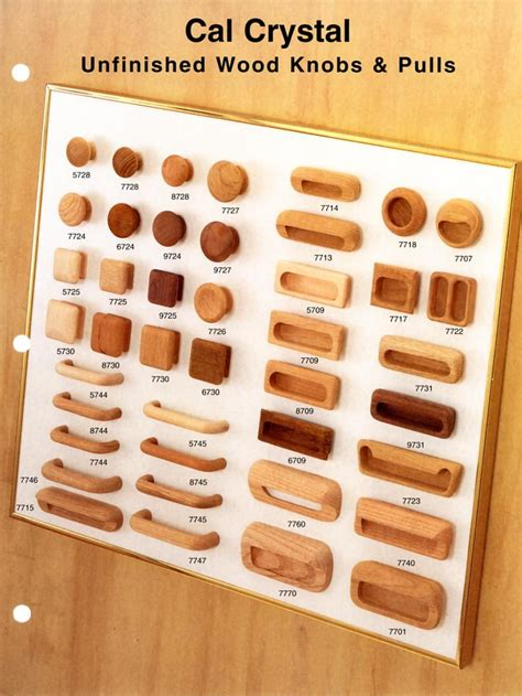 Plans to build Unfinished Wooden Knobs Blueprints   diyplans