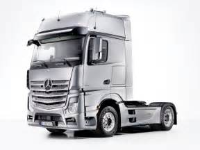 Mercedes Actros Trucks Actros Mp4