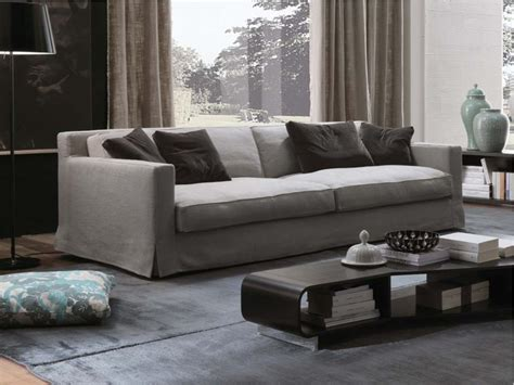 frigerio divani divano in tessuto a 4 posti divano a 4 posti