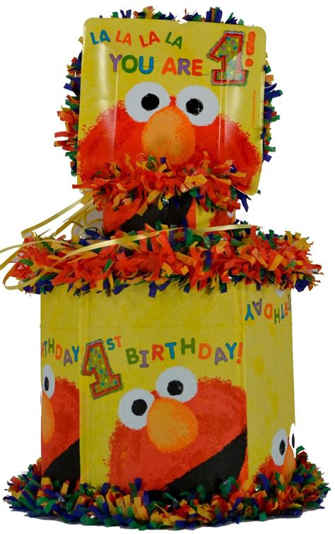Pinata Sesame The 1000 images about elmo sesame on