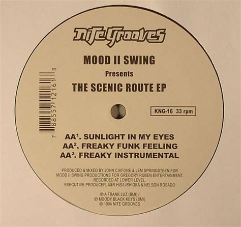 mood ii swing mood ii swing the scenic route ep remastered vinyl at