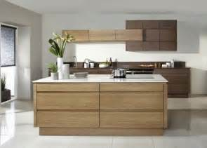 New Design Of Kitchen Cabinet Kitchen Modern Kitchen Cabinets Design Trends 2016 Two Tone Wood Finish Kitchen Cabinet Design