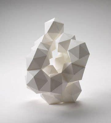 17 best ideas about geometric sculpture on