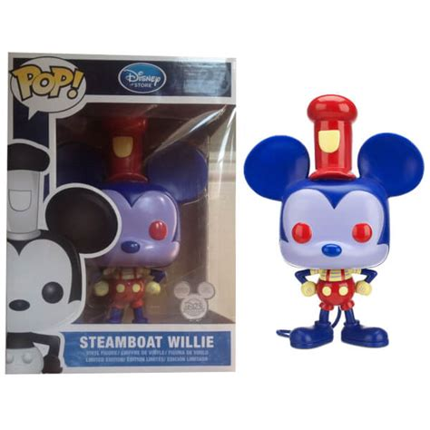 funko steamboat willie d23 pop vinyl pop in a box us - Steamboat Willie Pop