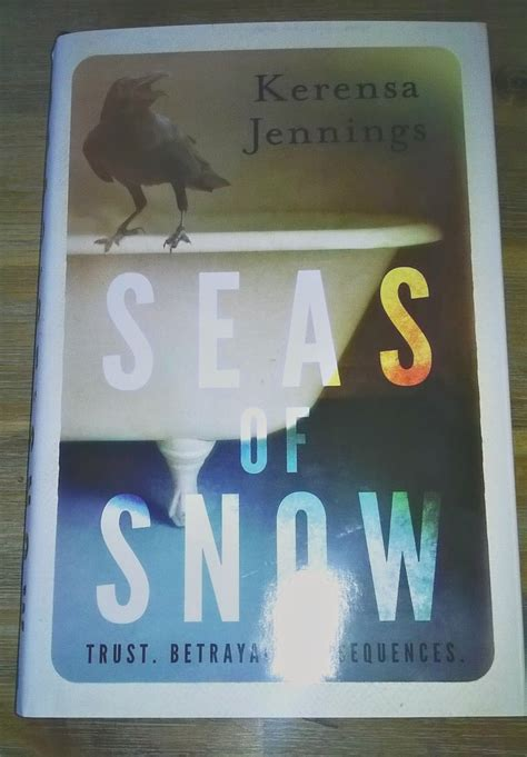 relatively random musings books seas of snow by kerensa book review my random