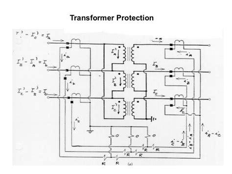 transformer protection wiring diagram wiring diagram schemes