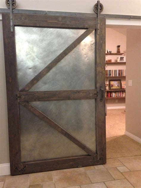 25 Best Ideas About Industrial Sheets On Pinterest Steel Barn Doors