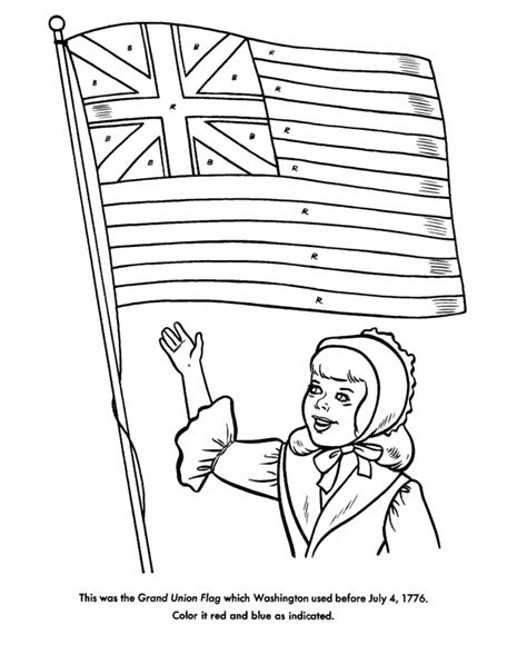 coloring page union flag flag day coloring pages holidays and observances