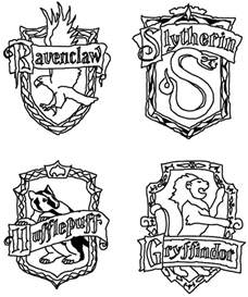 harry potter coloring pages hogwarts free coloring pages of slytherin crest