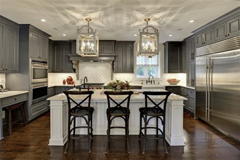 square island kitchen 40 kitchen island designs ideas design trends