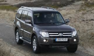 Mitsubishi History Mitsubishi Pajero History Photos On Better Parts Ltd