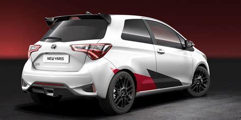 New Yaris toyota yaris gazoo hatch will supercharged engine the news wheel