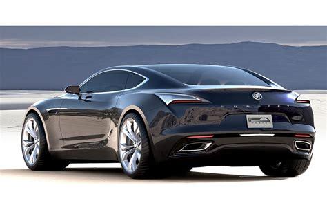 gmc sedan concept 400 hp buick avista concept debuts ahead of detroit show