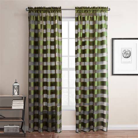 curtain colors high quality curtain printed striped curtain 3 colors