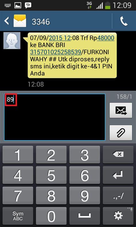 format sms banking dr bni ke bri cara praktis sms banking bni ke bri