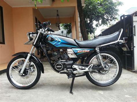 Motor Rx King Mulus yamaha rx king lengkap mulus tahun 2006 jual motor bekas
