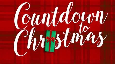 printable instructions for hallmark countdown to christmas clock 2016 hallmark countdown to schedule dates times heavy