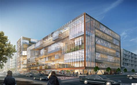 Uber Boston Office Phone Number by Uber Wants Swanky New Headquarters To Match Its