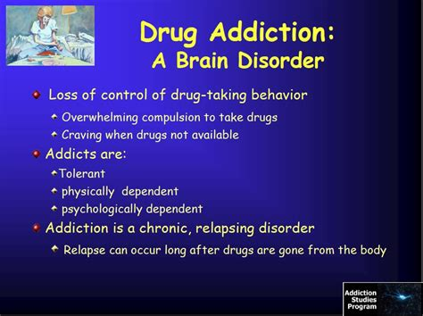 Relapse Right After Detox by Addiction Inbox Addiction In 10 Slides Or Less