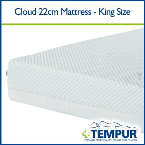 Tempur Cloud King Mattress by Smiths The Rink In Harrogate Furniture Retail Outlets