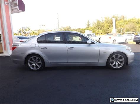 2004 bmw 5 series 2004 bmw 5 series for sale in united states