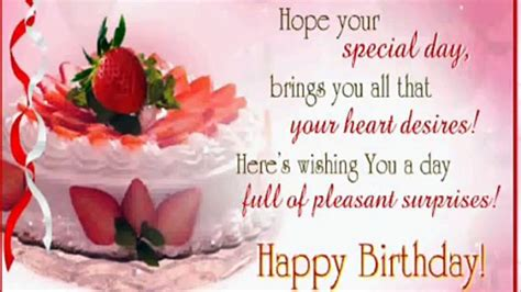 Happy Birthday Card Message Happy Birthday Wishes Messages For Boyfriend And