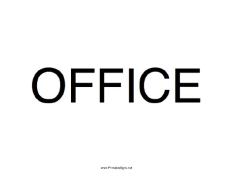 out of the office sign template printable office sign