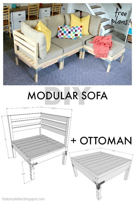 Diy Modular Sofa by Best 20 Modular Sofa Ideas On Modular