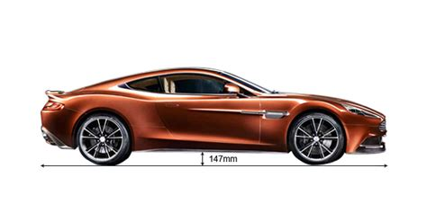 Aston Martin Db9 Ground Clearance Aston Martin Vanquish Ground Clearance Mm Autoportal