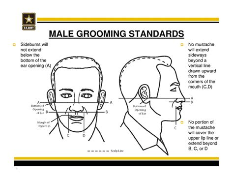 army male hair regulations 670 1 army male hair regulations 670 1 male grooming standards army newhairstylesformen2014 com ar