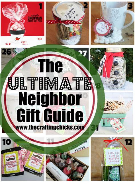 50 of the best neighbor gift ideas the crafting chicks