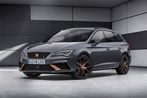 seat leon cupra  st revealed pictures auto express