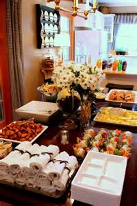 Buffet Table Set Up 11 Graduation Ideas To Celebrate The Big Day