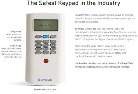 simplisafe simplisafe2 wireless home security home
