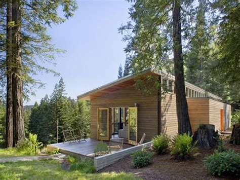modern cabin design small homes and cottages kits small modern cottage house