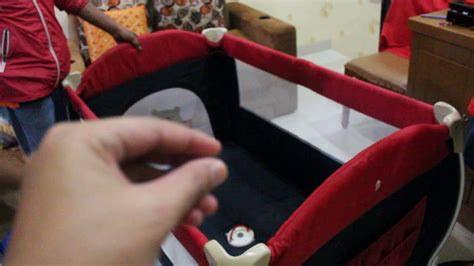 tutorial tidur tutorial tempat tidur bayi youtube