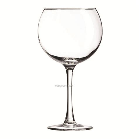 barware wholesale 19 5 oz arc connoisseur balloon red wine glass blank china wholesale 19 5 oz arc