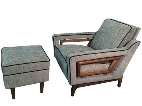 armchair and ottoman jakob rudowski armchair and ottoman dogs republic 20th