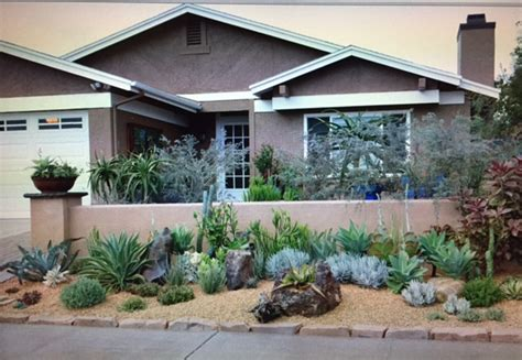 drought tolerant front yard drought tolerant front yard makeovers views of la jolla