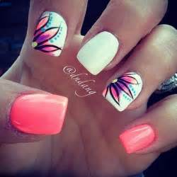 summer color nails 65 lovely summer nail ideas and design