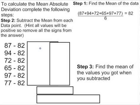 Absolute Deviation Worksheet Pdf by Absolute Deviation Worksheet Absolute
