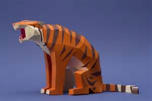 Papercraft Artists - we are a of artists who create lowpoly animals from