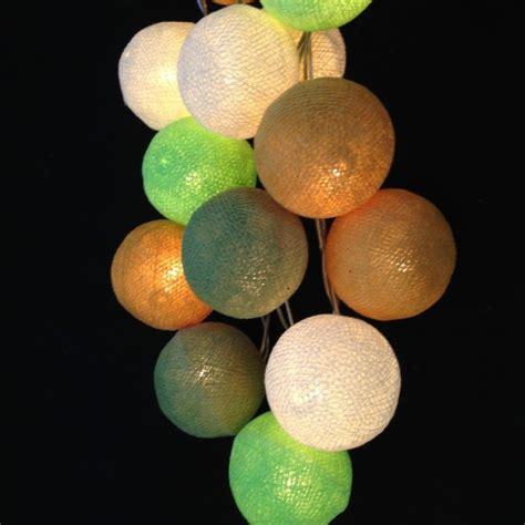 Guirlande Boules Lumineuses 387 guirlande lumineuse 20 boules