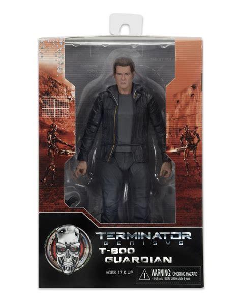 Toys Terminator Genisys T 800 Guardian Battle Damaged 1 6 neca terminator genisys 1984 guardian t 800 packaged the