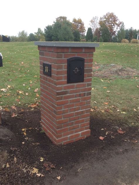 best mailbox 1000 images about brick mailboxes on markers