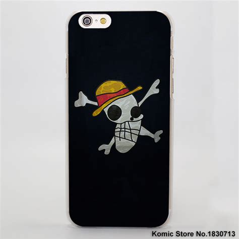 Luffy One Iphone 4 4s 5 5s 5c 6 6s Plus one cover for apple iphone 7 6 6s plus se 4s 5 5s 5c